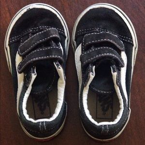 Vans Toddlers Shoes, Size 6